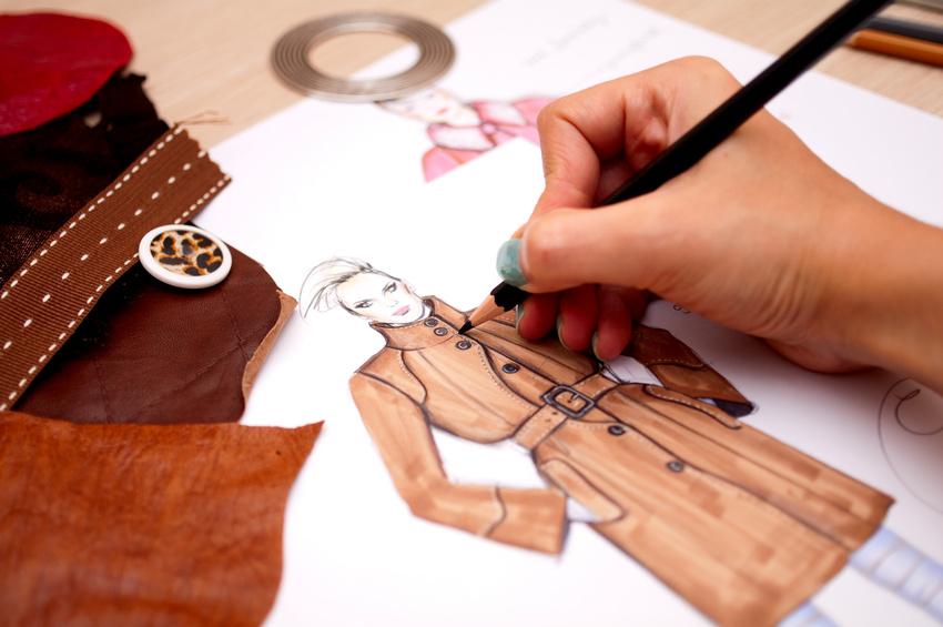 Fashion Designer - دوره طراحی لباس مقدماتی