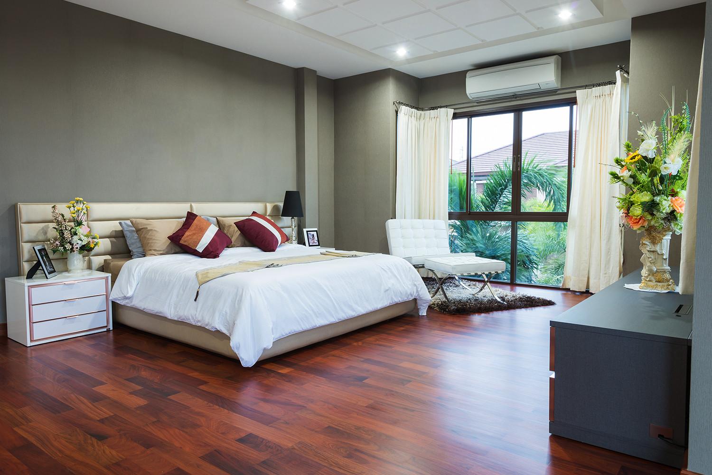 bed three - اتاق خواب بزرگ