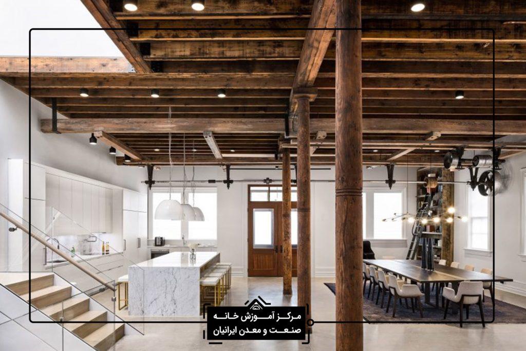 معماری در شیراز 1024x683 - دوره دکوراسیون داخلی با مدرک بین المللی درشیراز