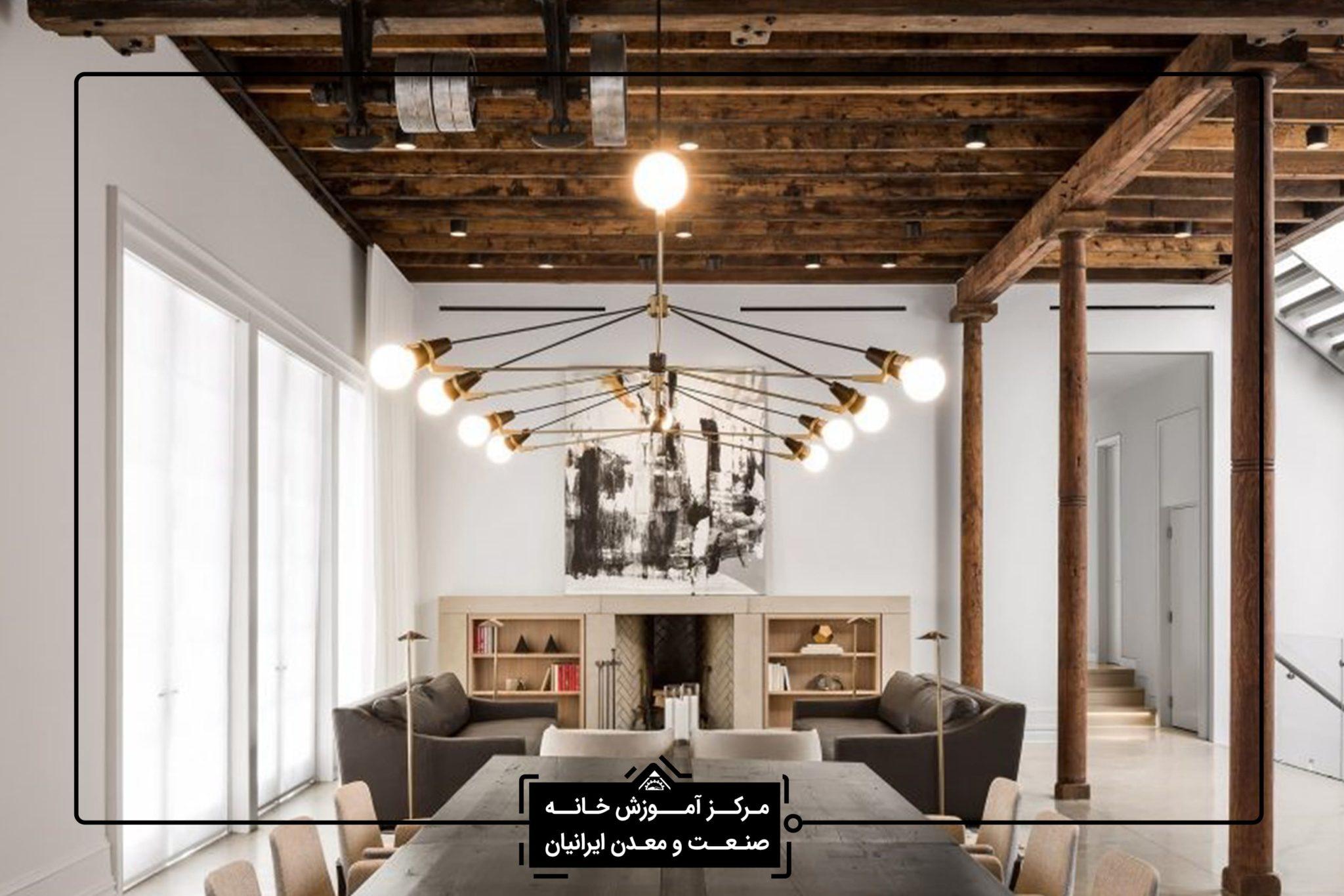 طراحی دکوراسیون داخلی در شیراز - دوره دکوراسیون داخلی با مدرک بین المللی درشیراز