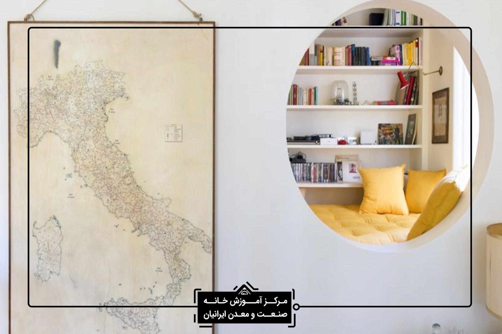 دکوراسیون داخلی در شیراز - آموزشگاه دکوراسیون داخلی در شیراز