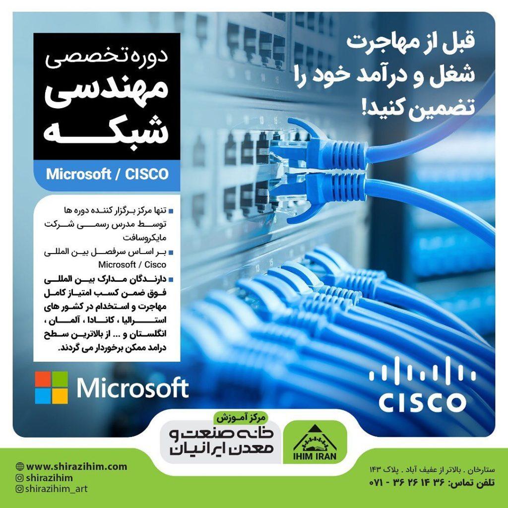65081571 474323860030626 4537146451860823605 n min 1024x1024 - کلاس شبکه در شیراز