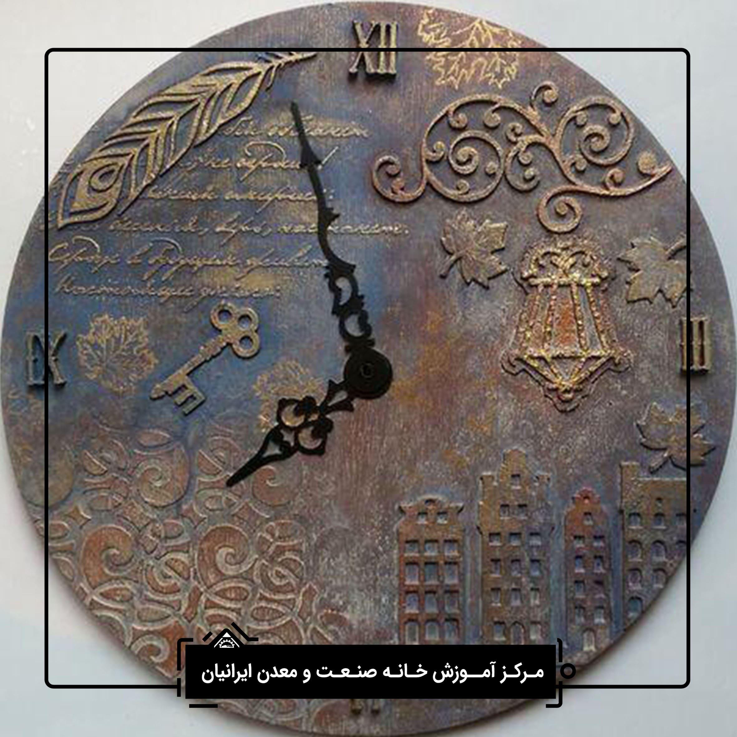 پتینه چوب در شیراز - کارگاه صنایع دستی در شیراز