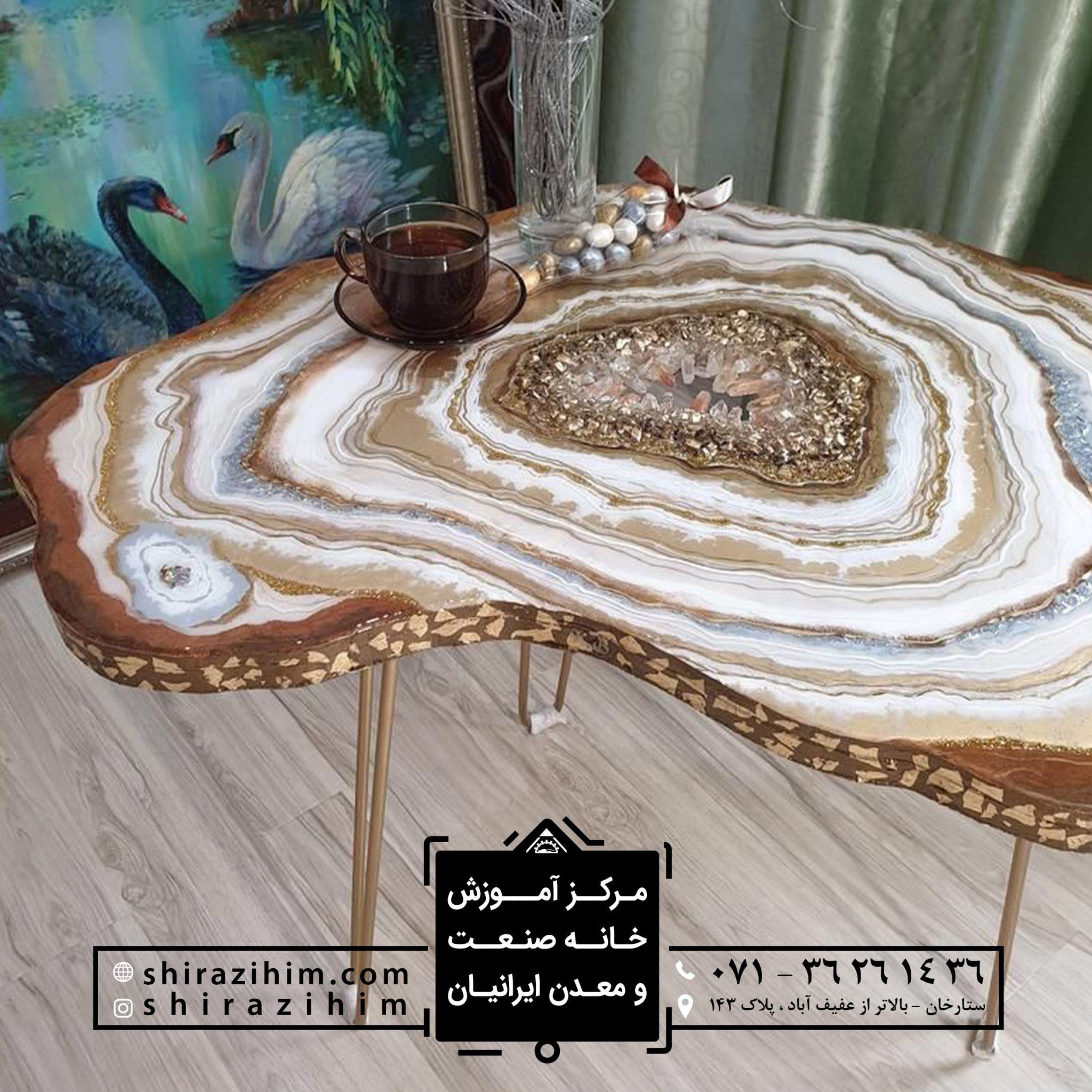 1 min scaled - ورکشاپ جامع رزین در شیراز